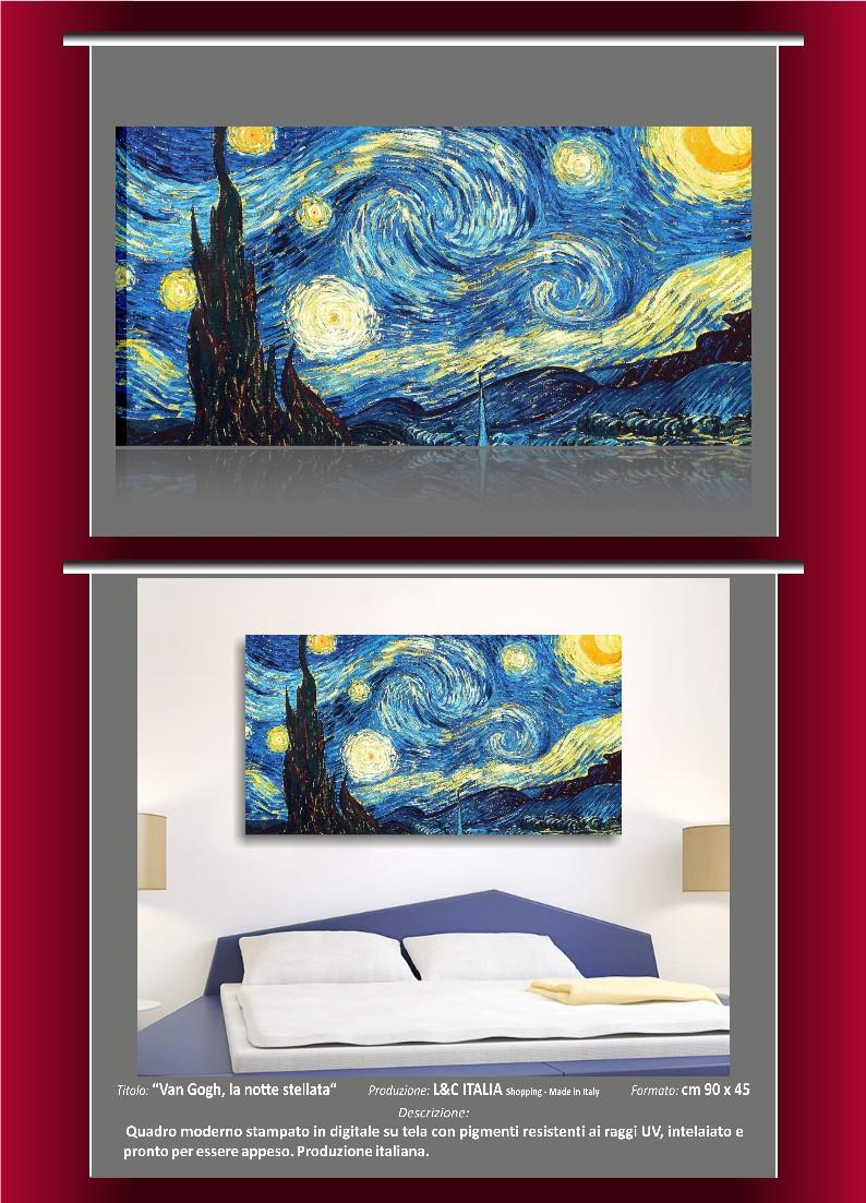 La casa gialla la stanza notte stellata sul rodano for La notte stellata